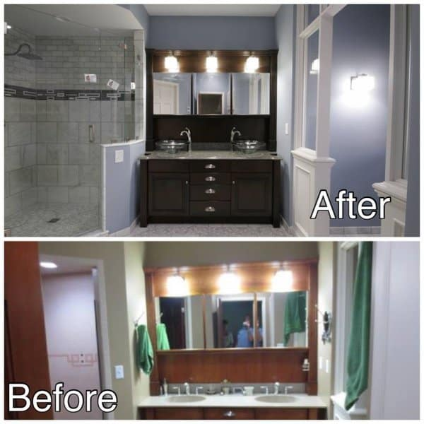 Master Bathroom Design and Remodel Sartell MN