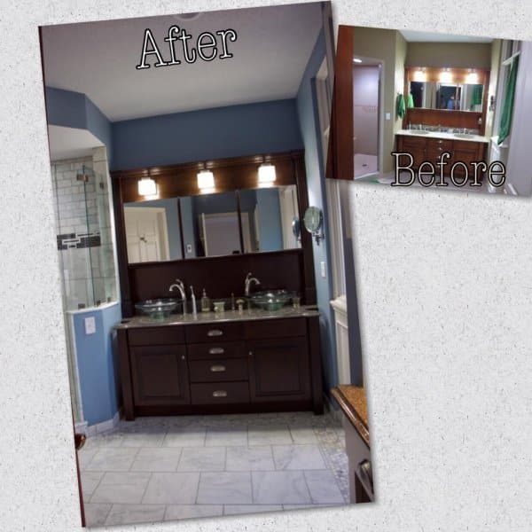 Mater Bathroom Remodeling Photos