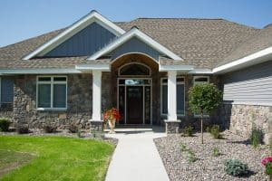 Custom Patio Home