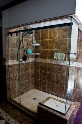 Ceramic Tile Shower Sauk Rapids MN