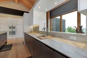 Custom Home Kitchen countertop