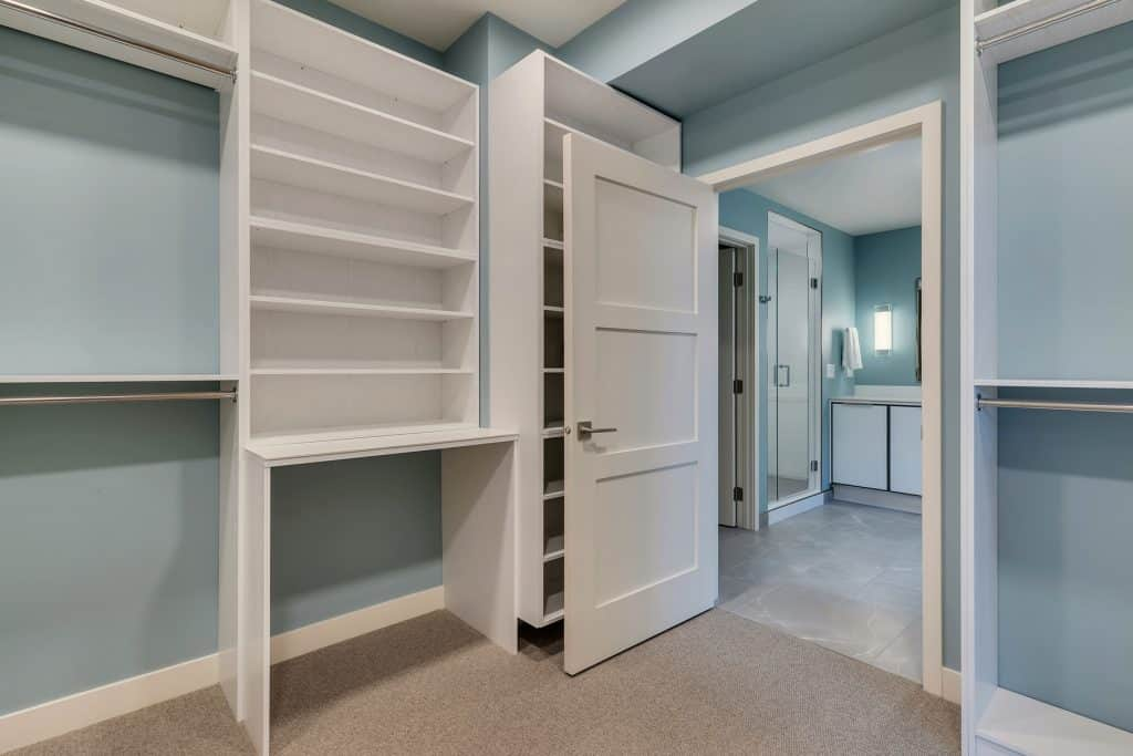 2018 Tour of Homes Walk In Closet