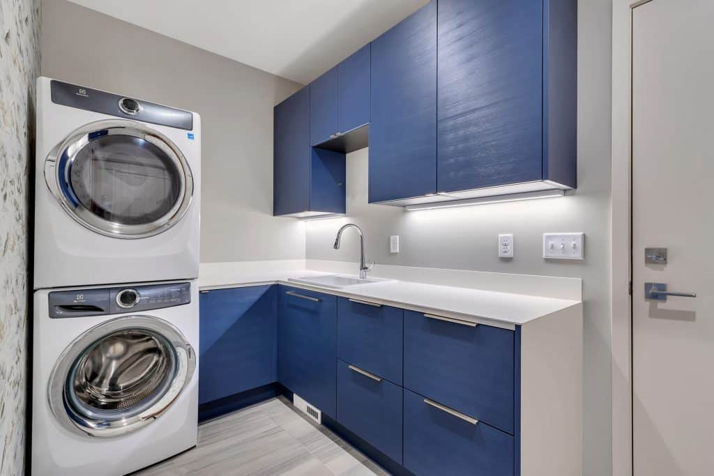 2018 Tour of Homes Laundry Room