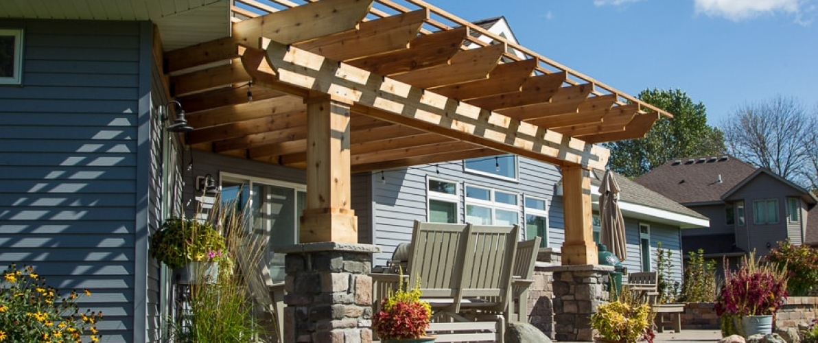 1 – Beautiful Pergola Sartell MN_FB