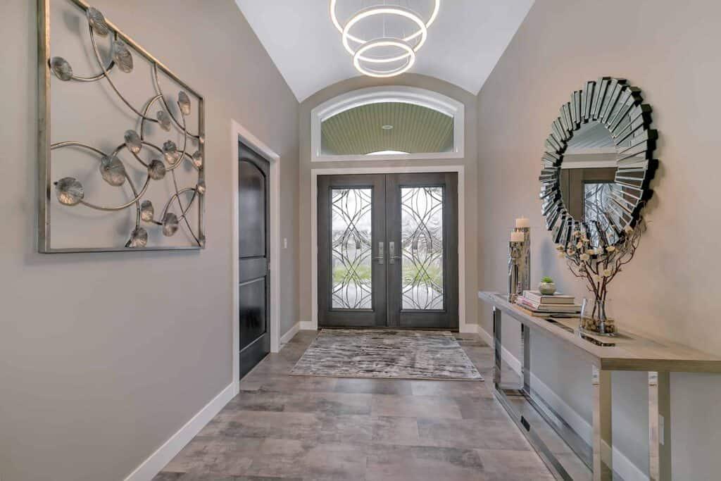 Dream Custom Patio Home Hall/Entry