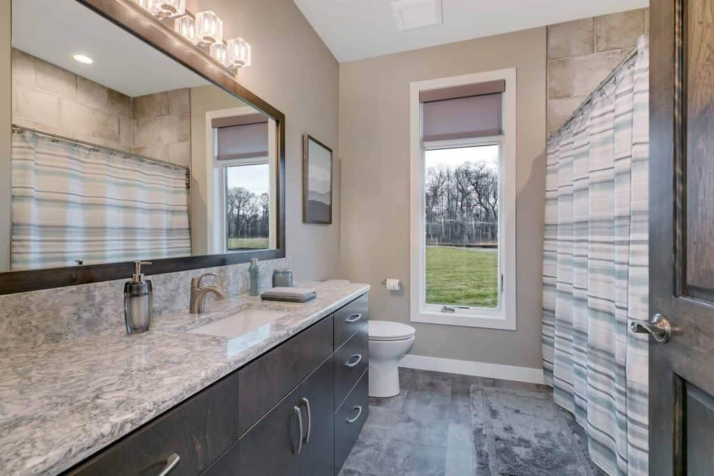 Dream Custom Patio Home Bath