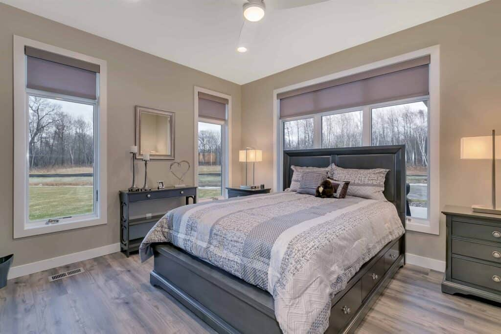 Dream Custom Patio Home Guest Room