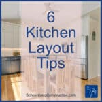 kitchen remodel planning tips